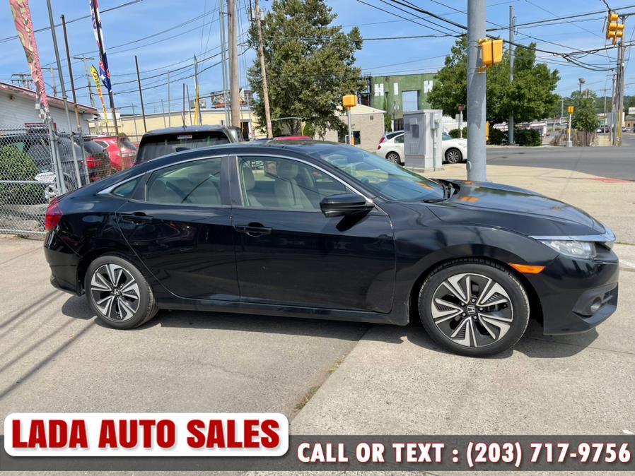 Used Honda Civic Sedan EX-T CVT 2018   Lada Auto Sales. Bridgeport, Connecticut