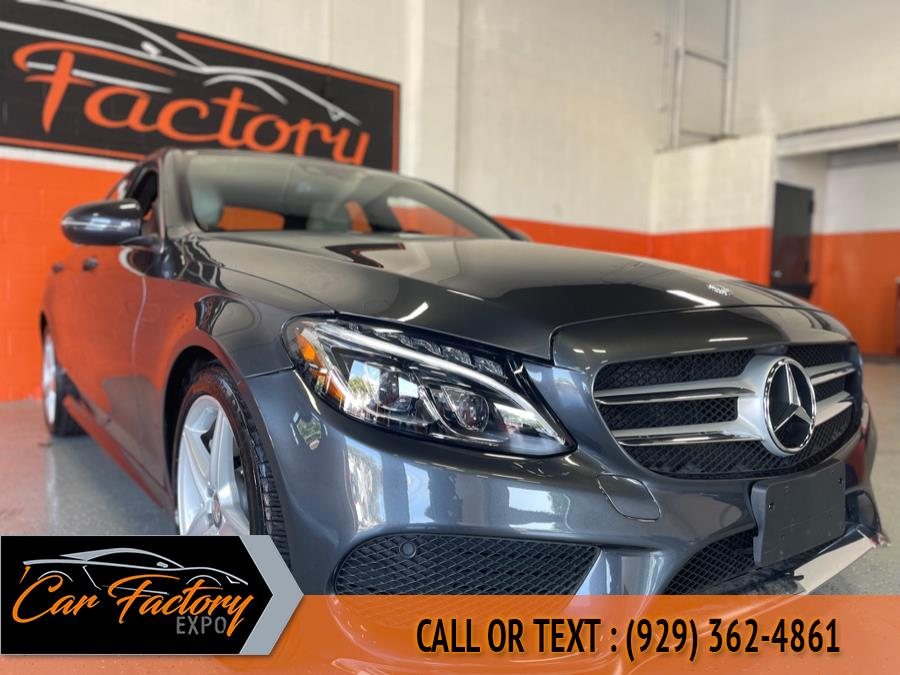 Used Mercedes-Benz C-Class 4dr Sdn C 300 Sport 4MATIC 2016   Car Factory Inc.. Bronx, New York