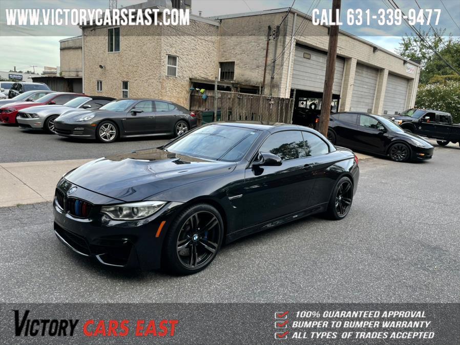 Used BMW M4 2dr Conv 2015 | Victory Cars East LLC. Huntington, New York