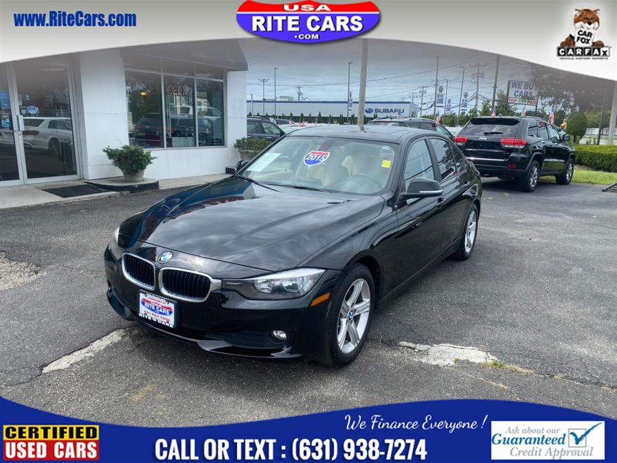 Used 2015 BMW 3 Series in Lindenhurst, New York | Rite Cars, Inc. Lindenhurst, New York