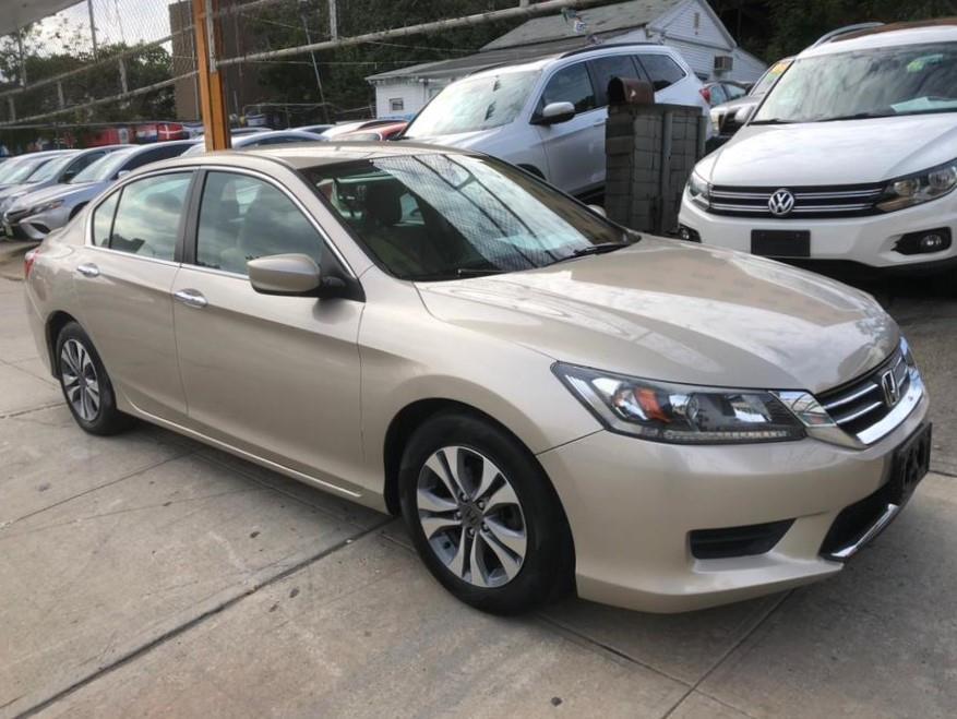 Used Honda Accord Sedan 4dr I4 CVT LX 2015   Sylhet Motors Inc.. Jamaica, New York