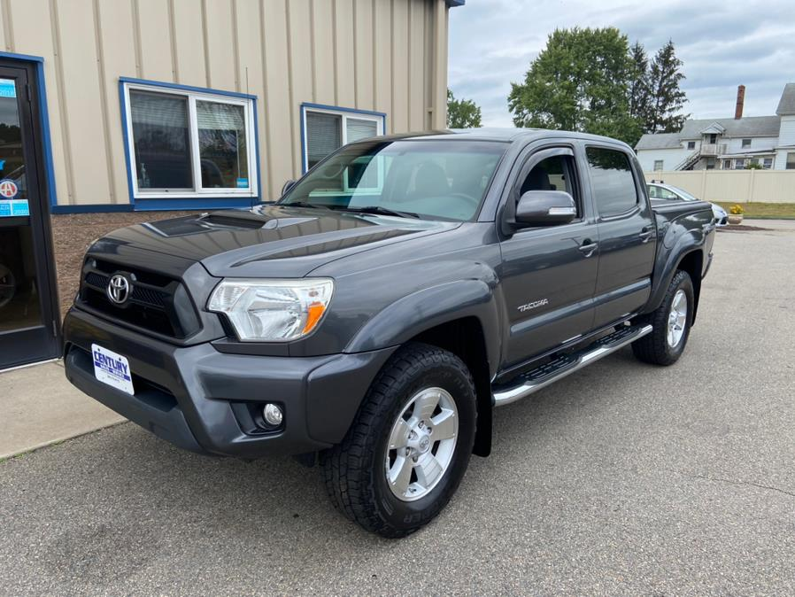 Used 2015 Toyota Tacoma in East Windsor, Connecticut | Century Auto And Truck. East Windsor, Connecticut