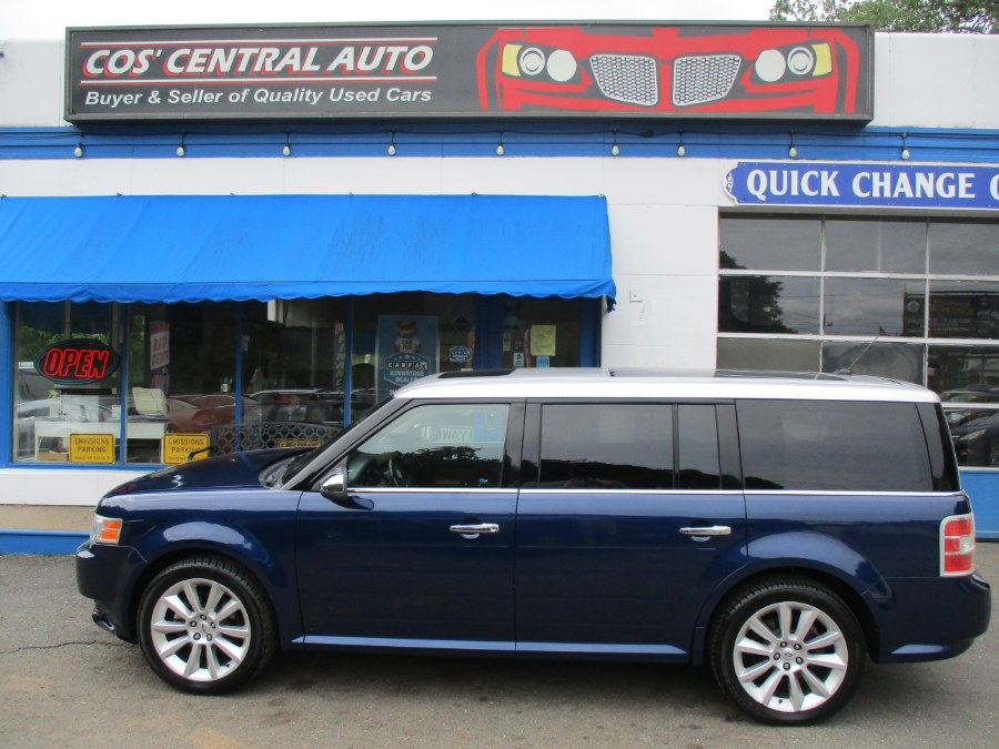 Used Ford Flex Limited AWD 2012 | Cos Central Auto. Meriden, Connecticut