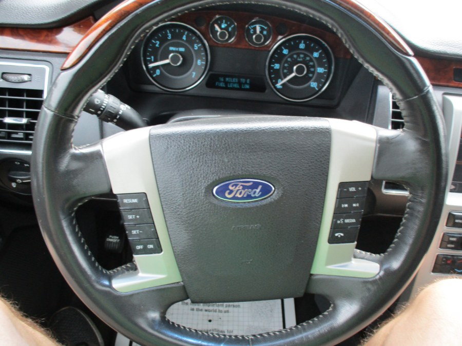 Used Ford Flex Limited AWD 2012   Cos Central Auto. Meriden, Connecticut