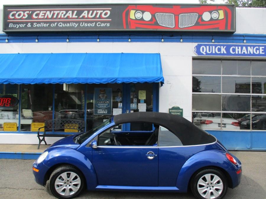 Used 2008 Volkswagen New Beetle Convertible in Meriden, Connecticut | Cos Central Auto. Meriden, Connecticut
