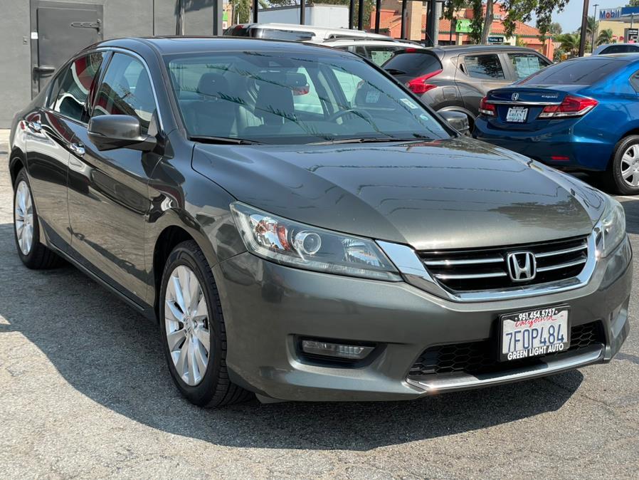 Used Honda Accord Sedan EX-L Sedan 4D 2014 | Green Light Auto. Corona, California