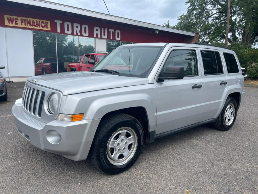 Used Jeep Patriot 4WD 4dr Sport 2008 | Toro Auto. East Windsor, Connecticut