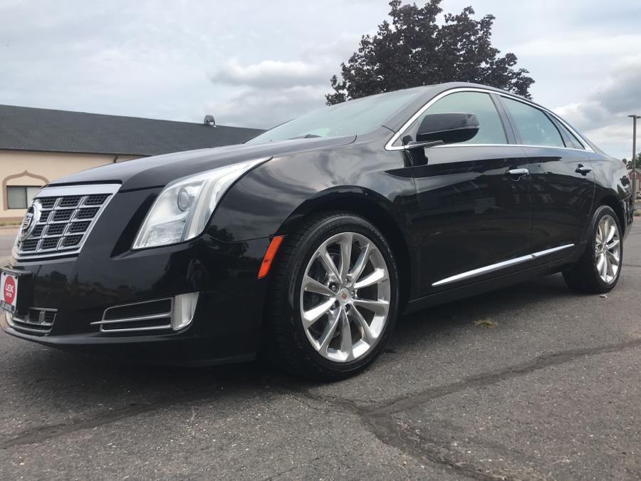 Used Cadillac XTS 4dr Sdn Luxury AWD 2014 | Lex Autos LLC. Hartford, Connecticut