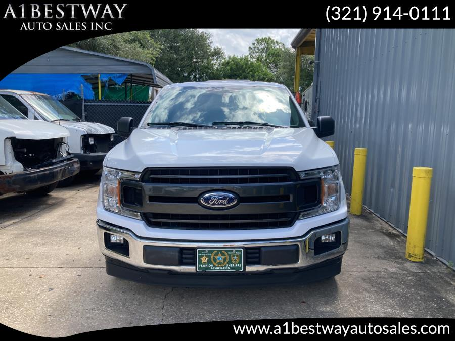 Used Ford F-150 5.5 BED XL 2WD SuperCrew 5.5'' Box 2020 | A1 Bestway Auto Sales Inc.. Melbourne , Florida