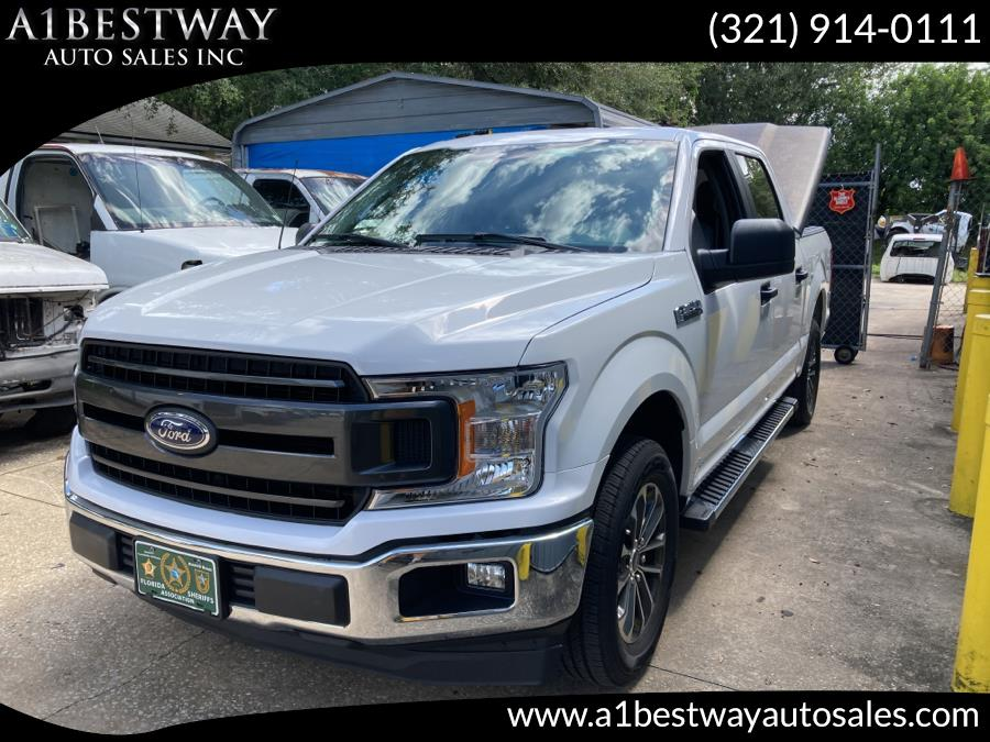 Used 2020 Ford F-150 5.5 BED in Melbourne , Florida | A1 Bestway Auto Sales Inc.. Melbourne , Florida