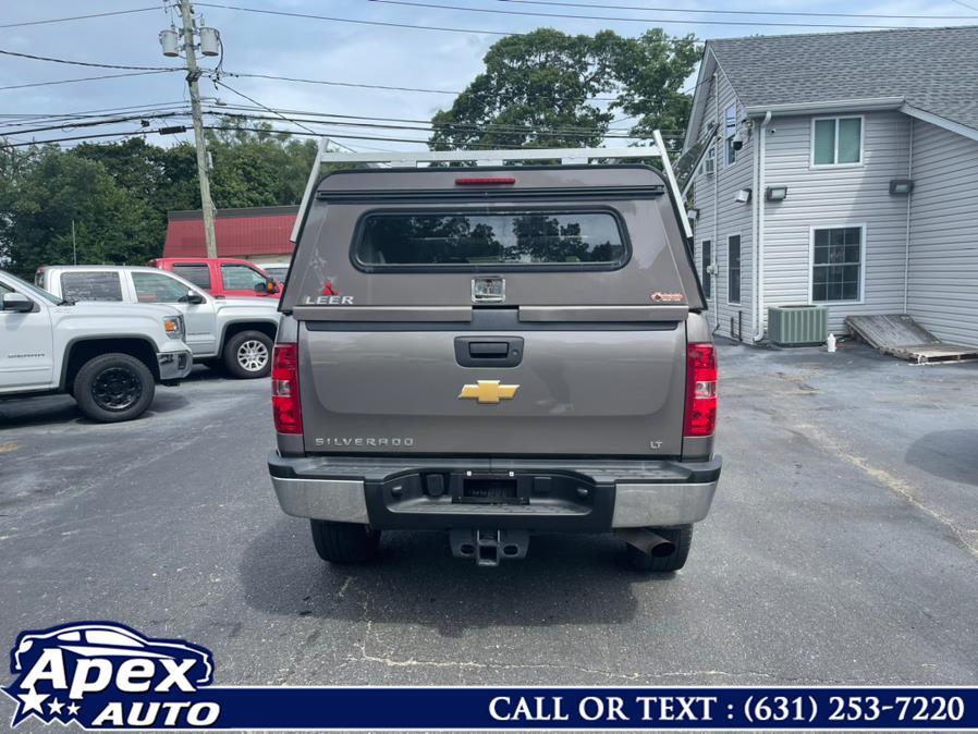 "Used Chevrolet Silverado 2500HD 4WD Crew Cab 153.7"" LT 2013 | Apex Auto. Selden, New York"