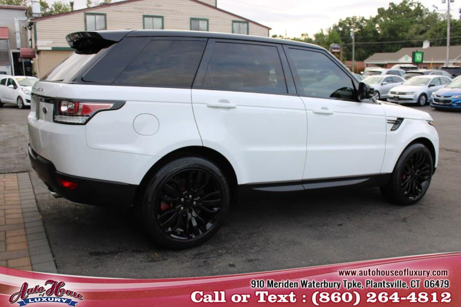 Used Land Rover Range Rover Sport 4WD 4dr Supercharged 2014   Auto House of Luxury. Plantsville, Connecticut