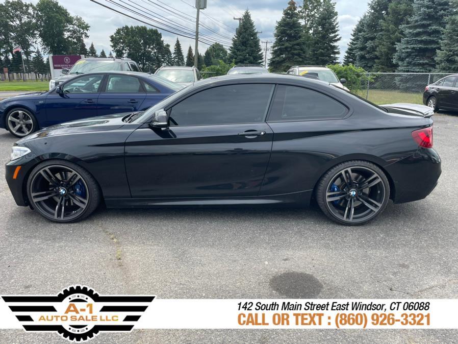 Used BMW 2 Series 2dr Cpe M235i xDrive AWD 2016 | A1 Auto Sale LLC. East Windsor, Connecticut