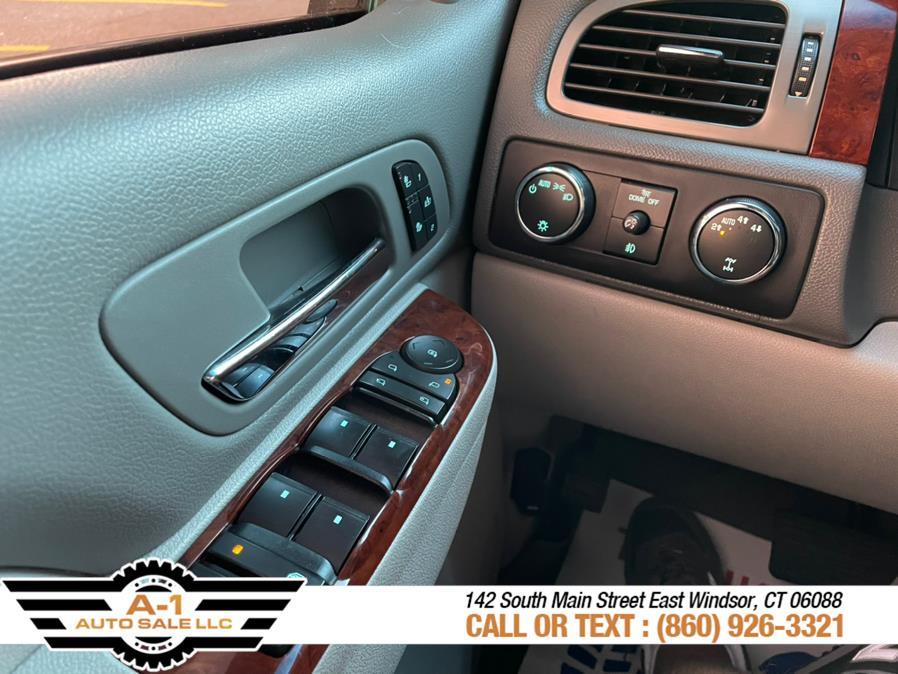 Used Chevrolet Avalanche 4WD Crew Cab LTZ 2010   A1 Auto Sale LLC. East Windsor, Connecticut