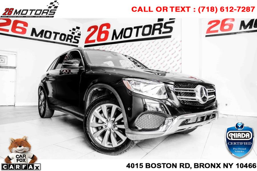 Used Mercedes-Benz GLC 4MATIC 4dr GLC300 2016 | 26 Motors Corp. Bronx, New York