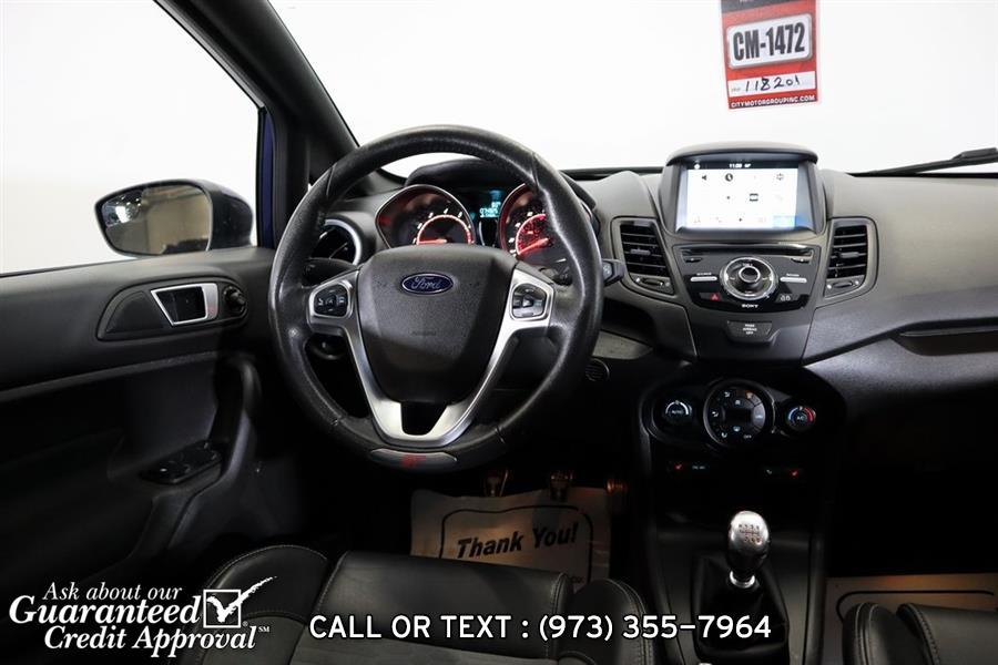 Used Ford Fiesta ST 2016   City Motor Group Inc.. Haskell, New Jersey
