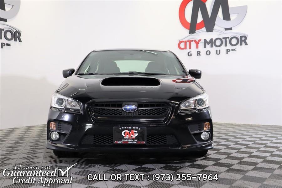 Used Subaru Wrx Premium 2016 | City Motor Group Inc.. Haskell, New Jersey