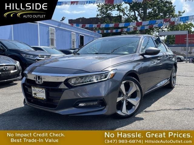 Used Honda Accord Touring 2.0T 2018 | Hillside Auto Outlet. Jamaica, New York