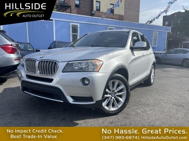Used BMW X3 xDrive28i 2013 | Hillside Auto Outlet. Jamaica, New York