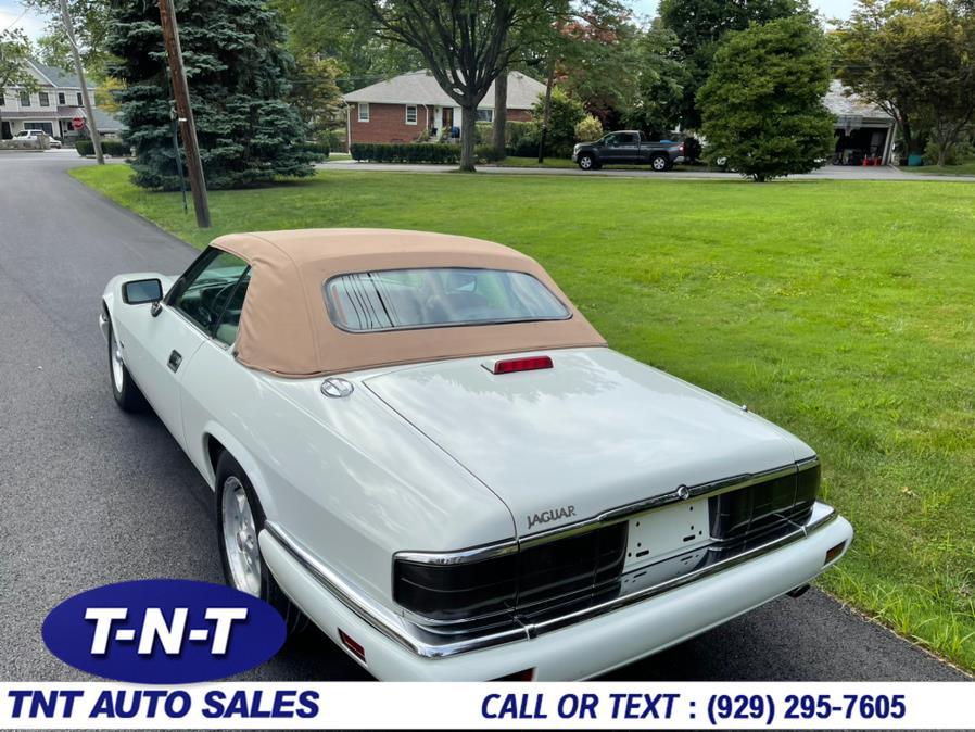 Used Jaguar XJS 2dr Convertible 4.0L 1995   TNT Auto Sales USA inc. Bronx, New York
