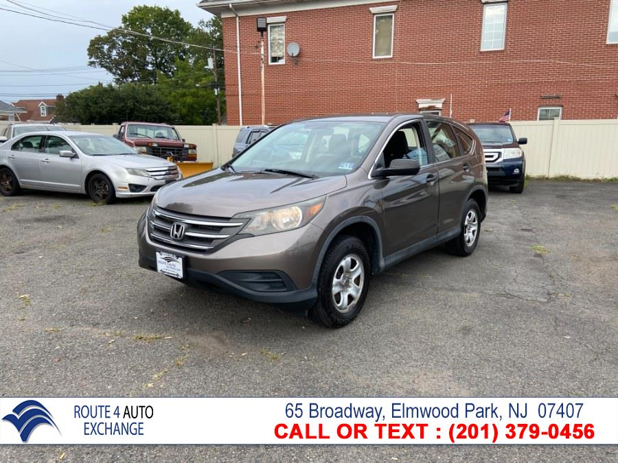 Used Honda CR-V 4WD 5dr LX 2012 | Route 4 Auto Exchange. Elmwood Park, New Jersey