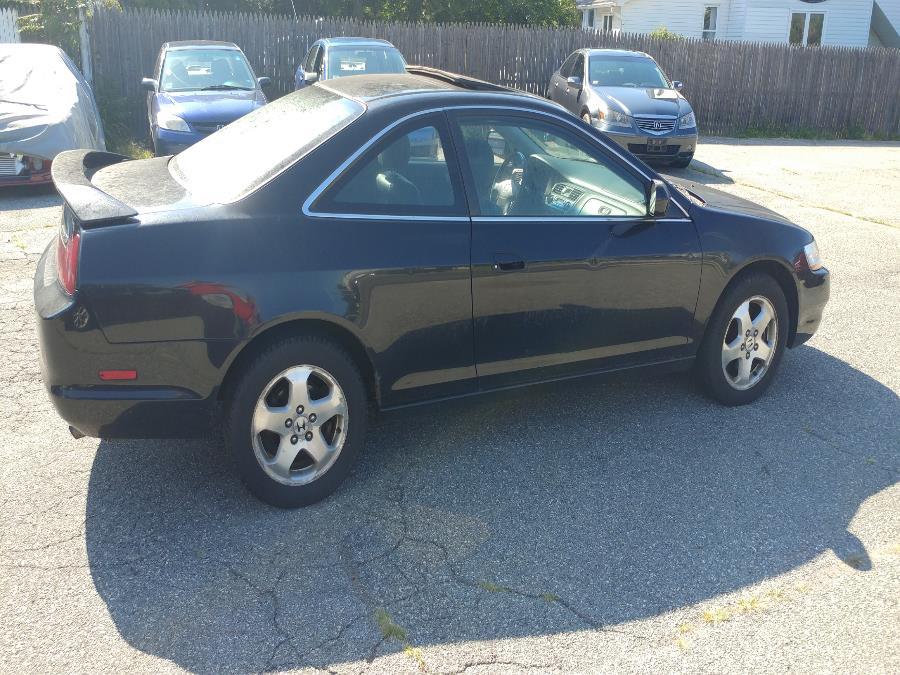 Used Honda Accord Cpe 2dr Cpe EX V6 Auto 1999 | Matts Auto Mall LLC. Chicopee, Massachusetts