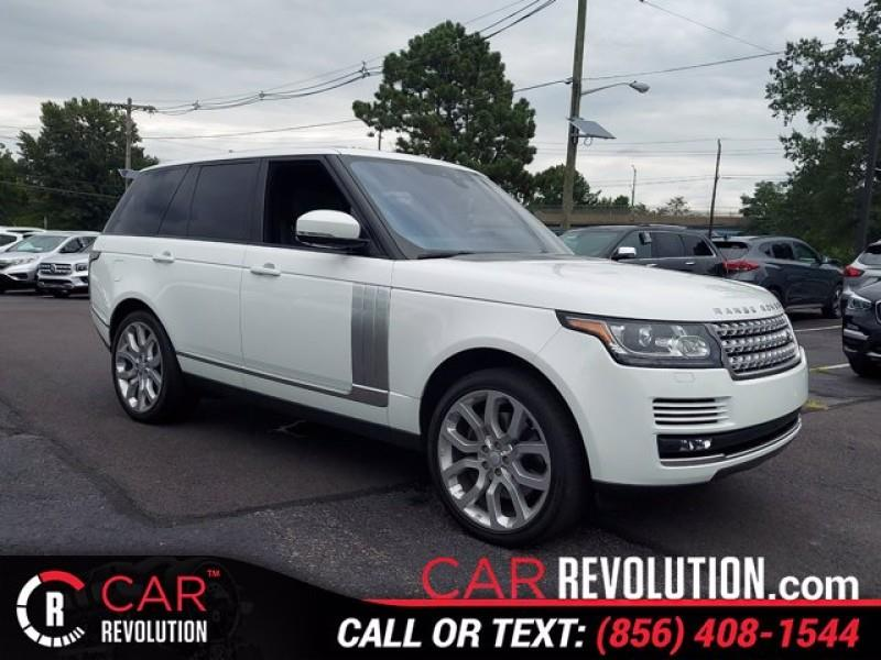 Used Land Rover Range Rover HSE 2017 | Car Revolution. Maple Shade, New Jersey
