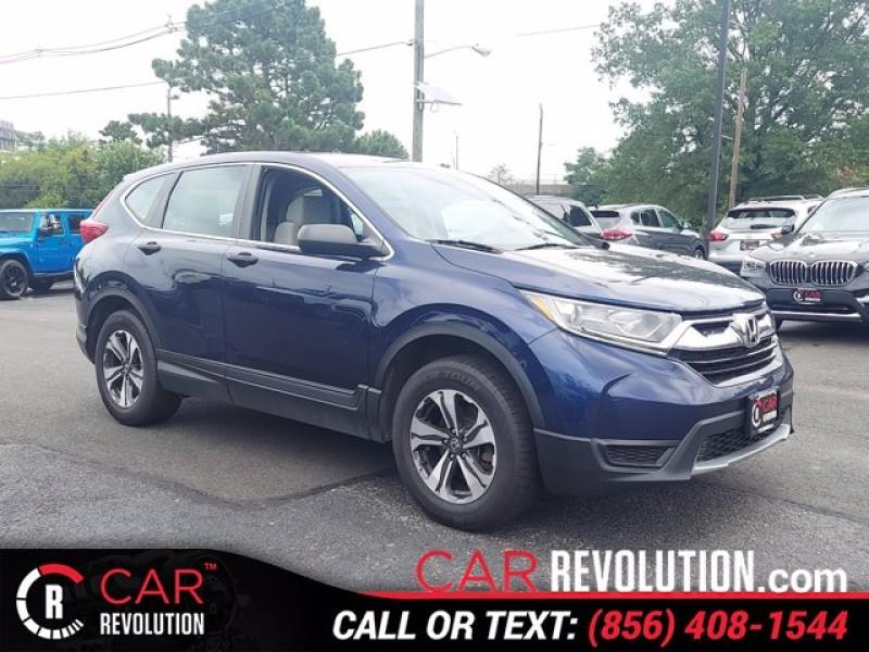Used Honda Cr-v LX 2017   Car Revolution. Maple Shade, New Jersey