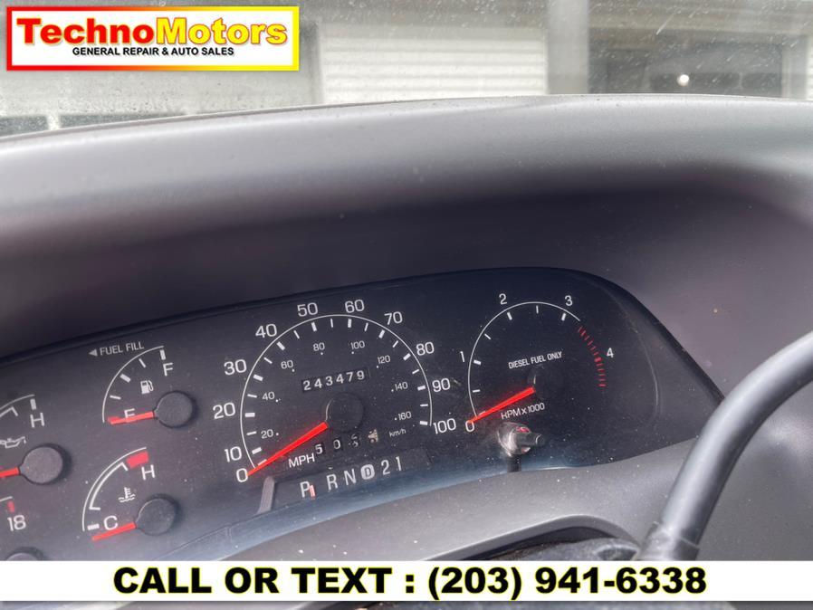 "Used Ford Super Duty F-350 SRW Supercab 158"" XLT 4WD 2000 | Techno Motors . Danbury , Connecticut"