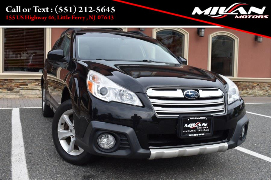 Used Subaru Outback 4dr Wgn H6 Auto 3.6R Limited 2013   Milan Motors. Little Ferry , New Jersey