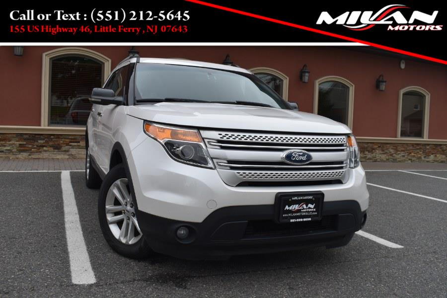 Used Ford Explorer 4WD 4dr XLT 2012   Milan Motors. Little Ferry , New Jersey
