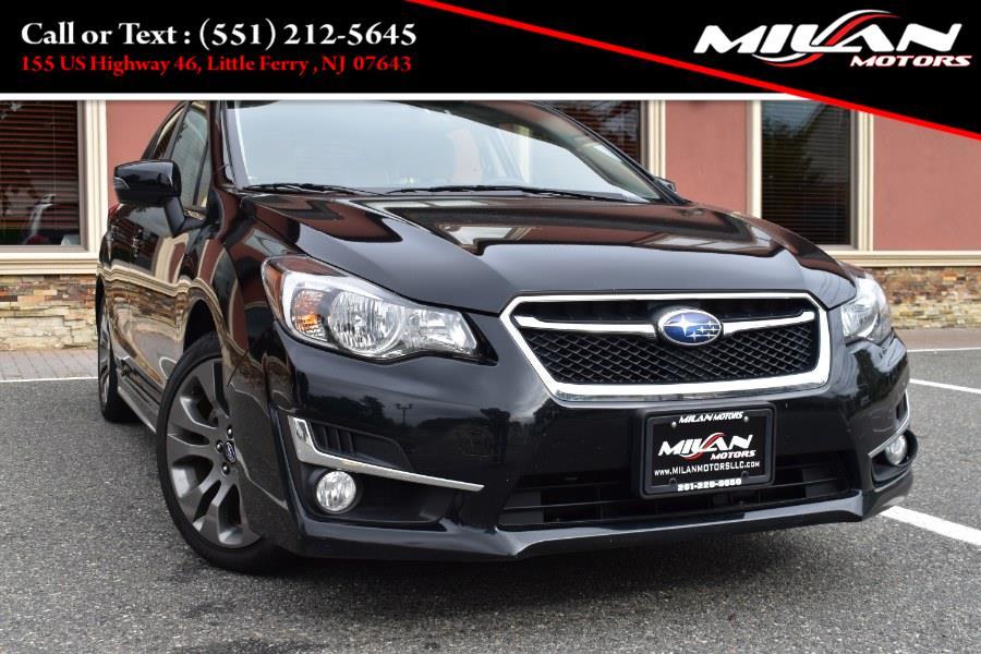 Used Subaru Impreza Wagon 5dr CVT 2.0i Sport Premium 2016   Milan Motors. Little Ferry , New Jersey