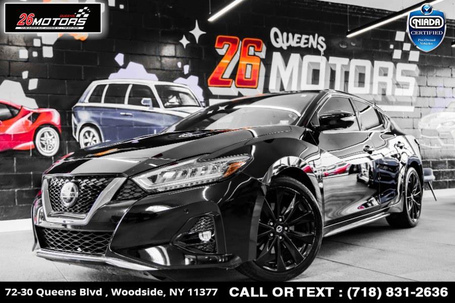 Used Nissan Maxima SR 3.5L 2020 | 26 Motors Queens. Woodside, New York