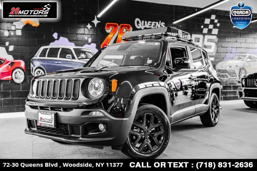 Used Jeep Renegade Latitude 4x4 2018   26 Motors Queens. Woodside, New York
