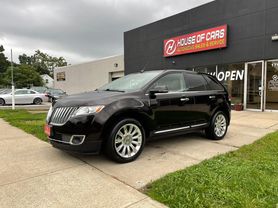 Used Lincoln MKX AWD 4dr 2014 | House of Cars CT. Meriden, Connecticut