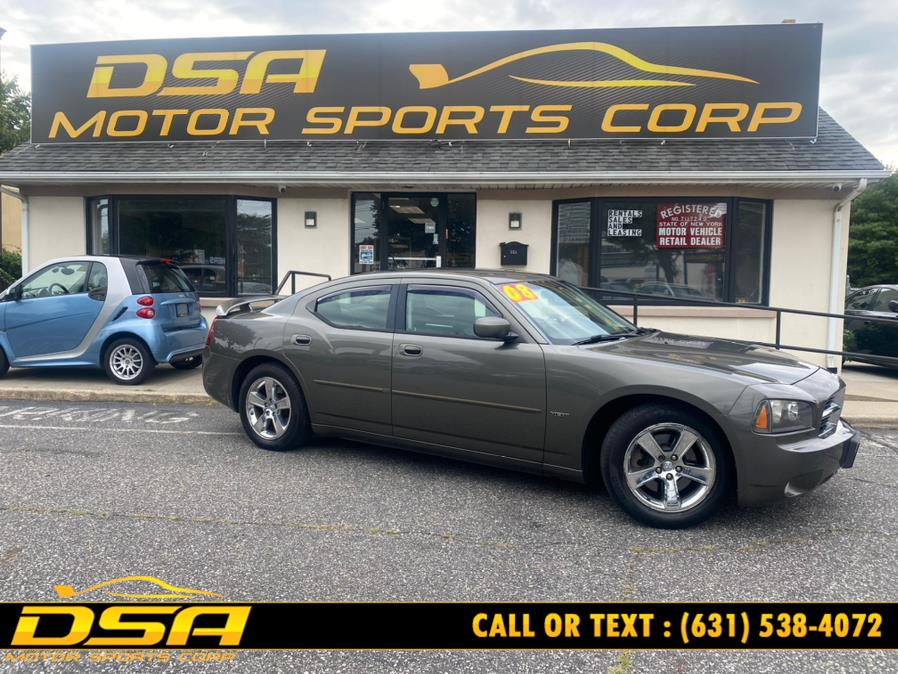 Used Dodge Charger 4dr Sdn R/T RWD 2008 | DSA Motor Sports Corp. Commack, New York