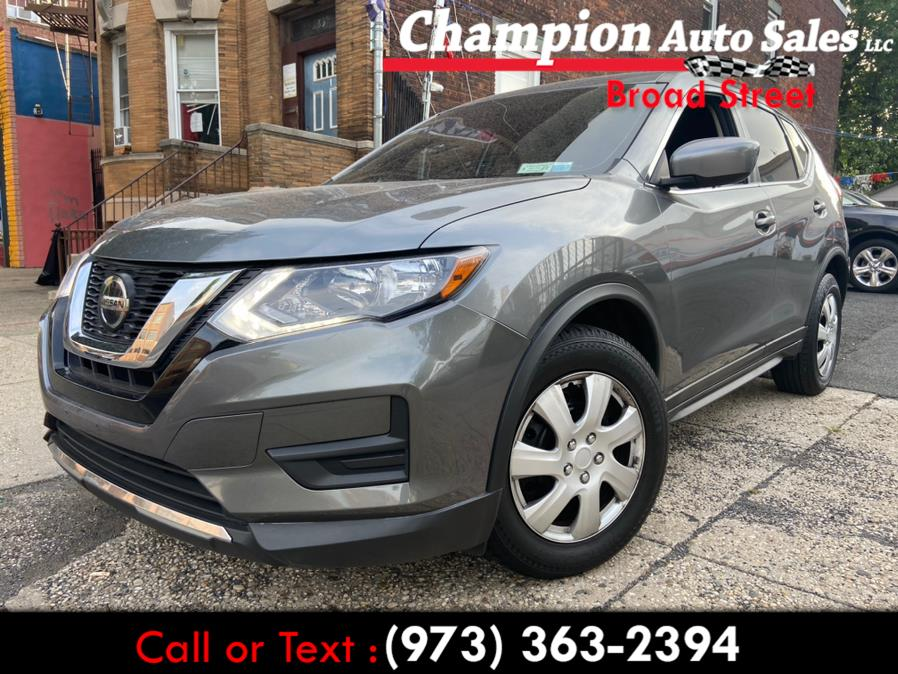 Used 2018 Nissan Rogue in Newark, New Jersey | Champion Auto Sales. Newark, New Jersey