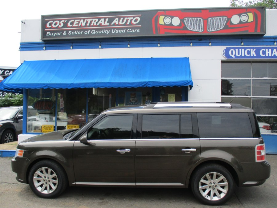 Used Ford Flex 4dr SEL AWD 2011 | Cos Central Auto. Meriden, Connecticut