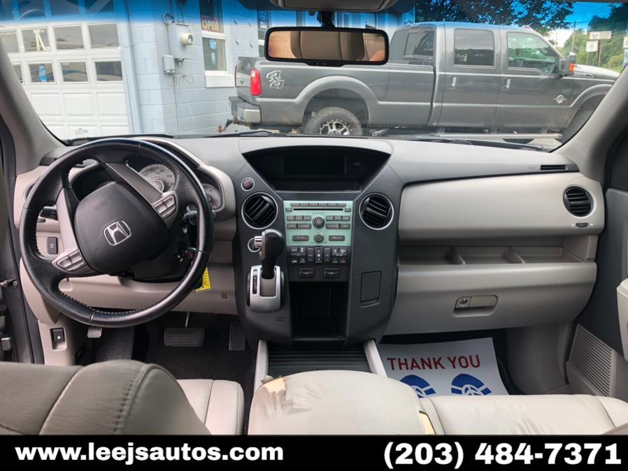 Used Honda Pilot 4WD 4dr EX-L 2010 | LeeJ's Auto Sales & Service. North Branford, Connecticut