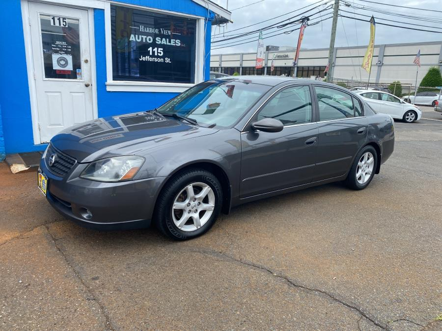 Used Nissan Altima 4dr Sdn 2.5 Special Edition 2006 | Harbor View Auto Sales LLC. Stamford, Connecticut