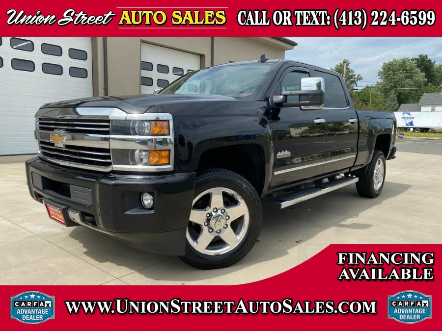 """Used Chevrolet Silverado 2500HD 4WD Crew Cab 153.7"""" High Country 2015 