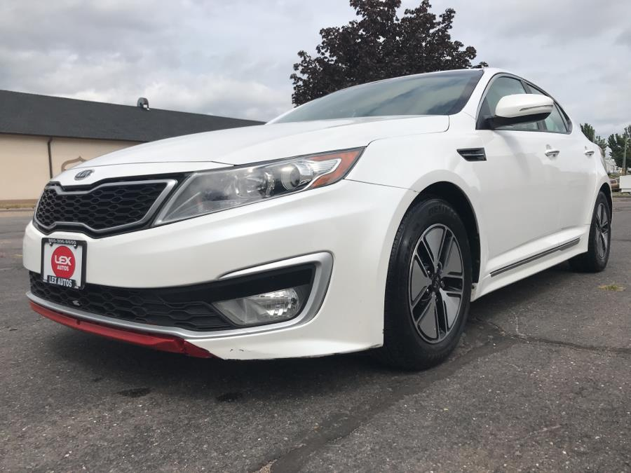 Used 2012 Kia Optima in Hartford, Connecticut | Lex Autos LLC. Hartford, Connecticut