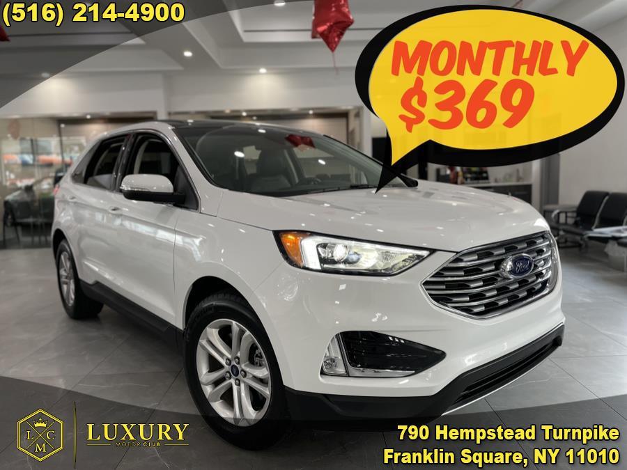 Used Ford Edge SEL AWD 2019 | Luxury Motor Club. Franklin Square, New York