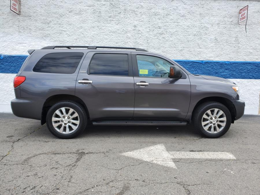 Used Toyota Sequoia 4WD 5.7L Limited (Natl) 2012 | Capital Lease and Finance. Brockton, Massachusetts