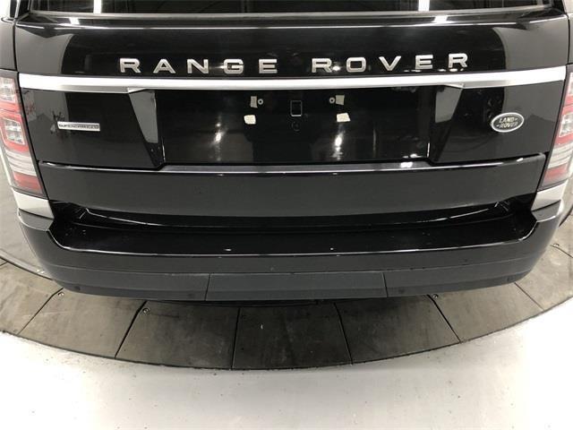 Used Land Rover Range Rover 5.0L V8 Supercharged 2016 | Eastchester Motor Cars. Bronx, New York