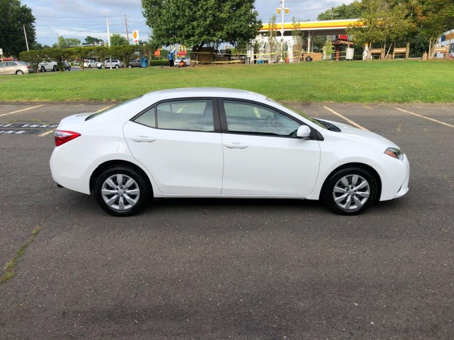 Used Toyota Corolla 4dr Sdn CVT LE Premium (Natl) 2014 | Ledyard Auto Sale LLC. Hartford , Connecticut