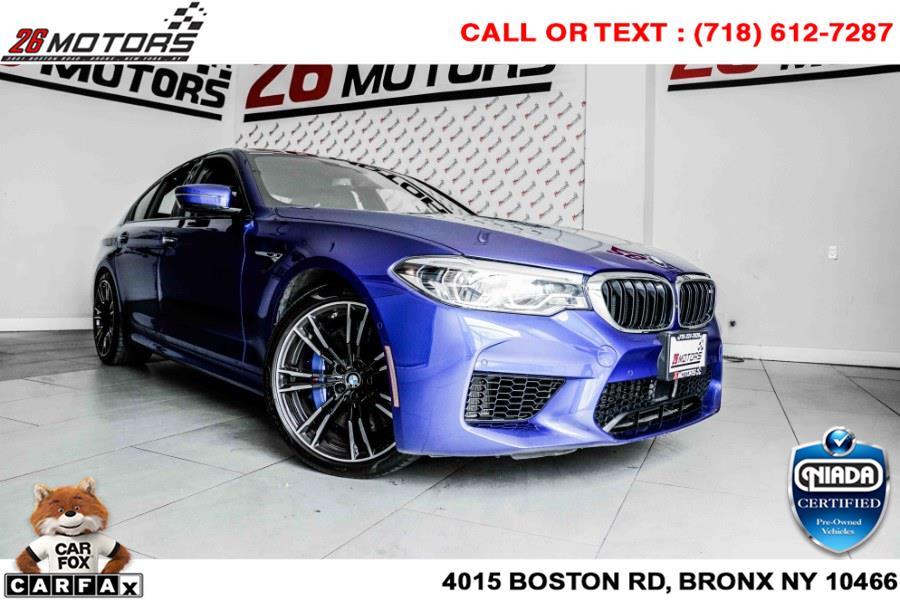 Used BMW M5 Sedan 2018 | 26 Motors Corp. Bronx, New York