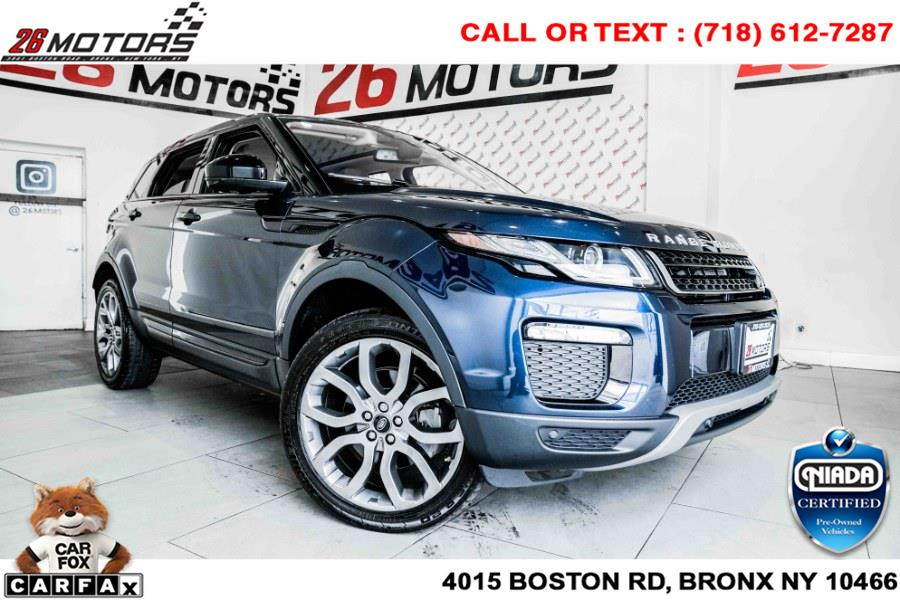 Used Land Rover Range Rover Evoque 5 Door SE 2018   26 Motors Corp. Bronx, New York