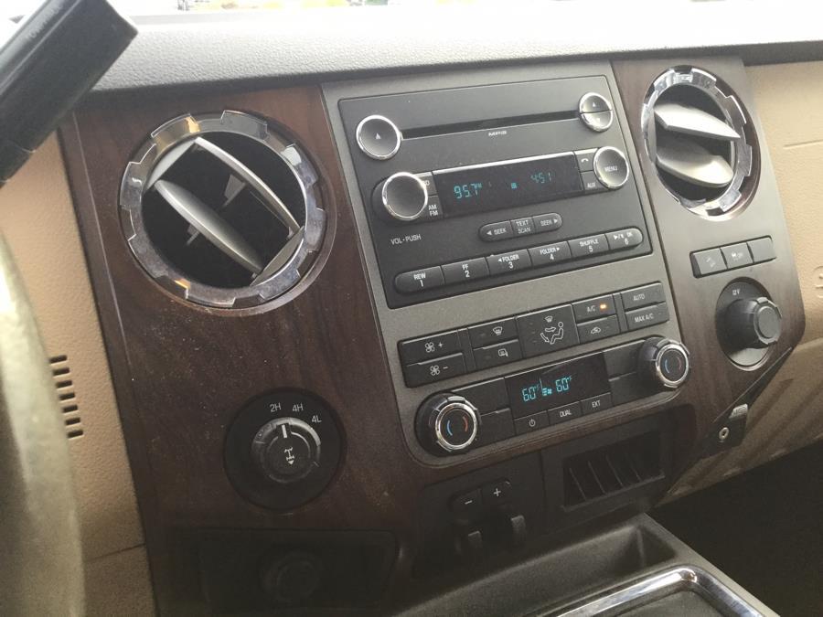 "Used Ford Super Duty F-250 SRW 4WD Crew Cab 156"" Lariat 2011 | L&S Automotive LLC. Plantsville, Connecticut"