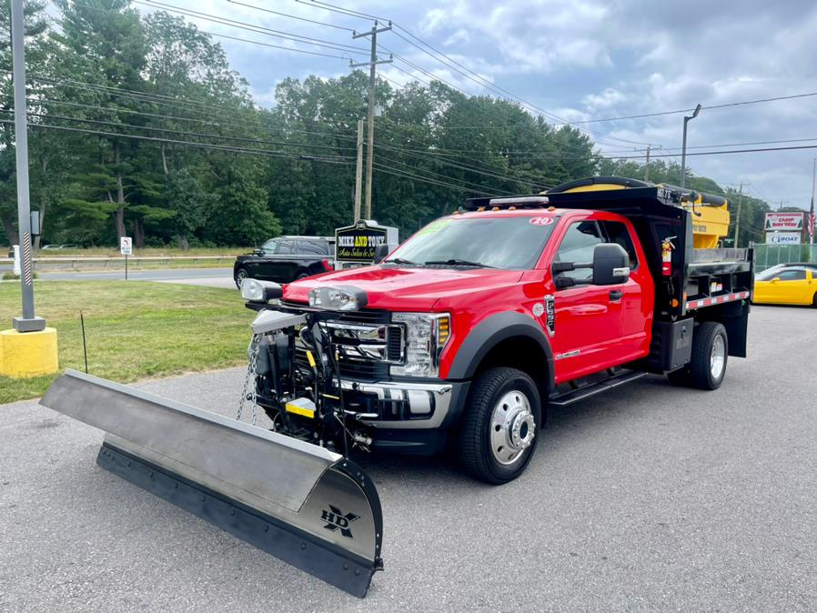 """Used Ford Super Duty F-550 DRW XLT 4WD SuperCab 168"""" WB 60"""" CA 2019 